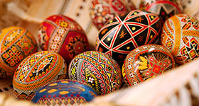 Easter and May holidays 2016 in Lviv